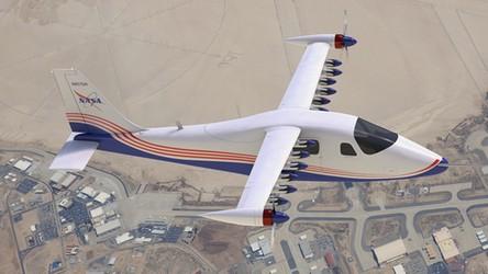Elektryczny samolot NASA już po kolejnych testach. Zobacz, jak sobie poradził [FILM]