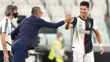 Juventus pokonał Lazio w hicie Serie A i jest coraz bliżej tytułu. Cristiano Ronaldo dogonił Ciro Immobile