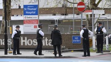 Wielka Brytania: zmarło 439 osób z koronawirusem. Najmniej od początku kwietnia