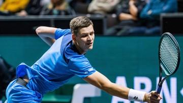 Druga runda tenisowych mistrzostw Polski. Transmisje w Polsacie Sport