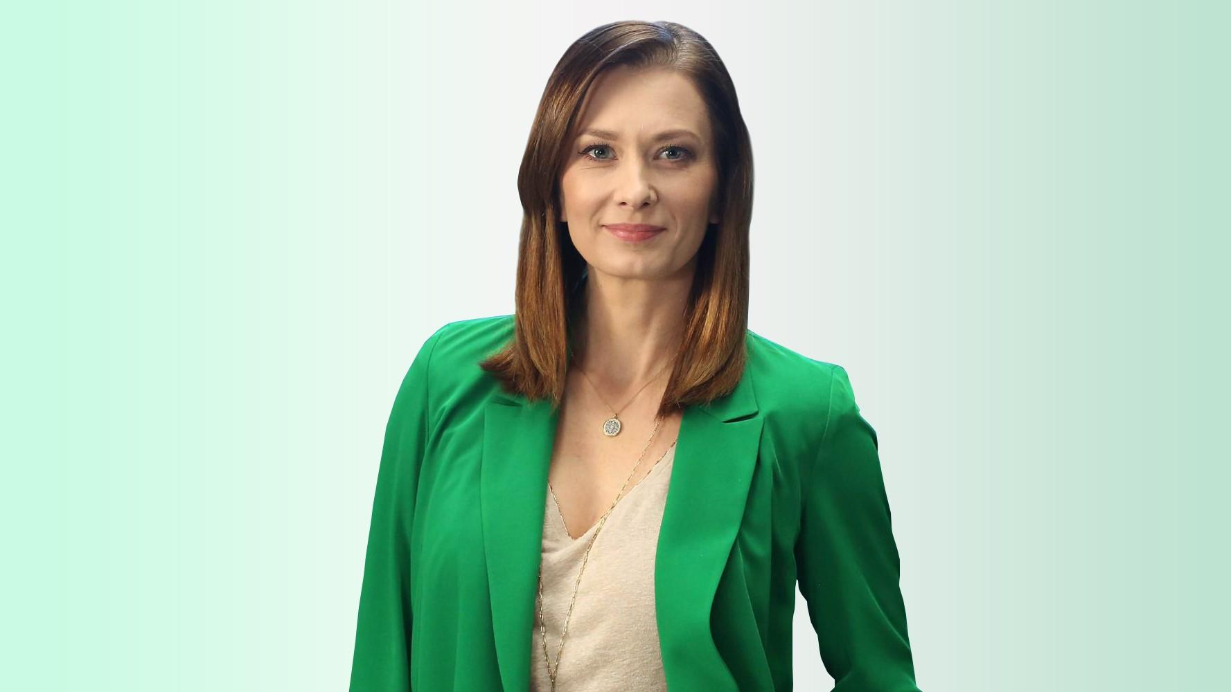 """Anita Sokołowska na live czacie. Jak zmieniły ją """"Przyjaciółki""""?"""