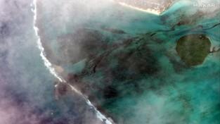 10-08-2020 09:00 Jedna z najpiękniejszych lagun na świecie zniszczona. Ze statku wyciekają tony paliwa [ZDJĘCIA]