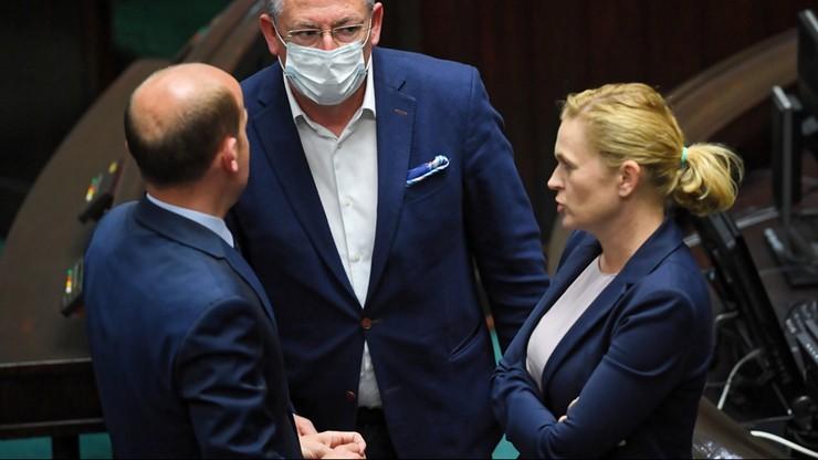 Nowacka: Kaczyński wchodził na cmentarz, gdy ja nie mogłam. Teraz śmie mnie wyzywać