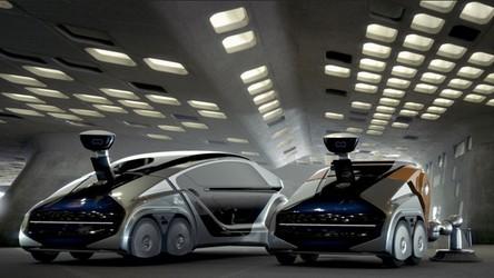 CityBot, czyli wielofunkcyjny modułowy robot na kołach niebawem pojawi się na ulicach metropolii