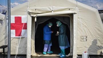 Ponad 8 tys. ofiar koronawirusa we Włoszech