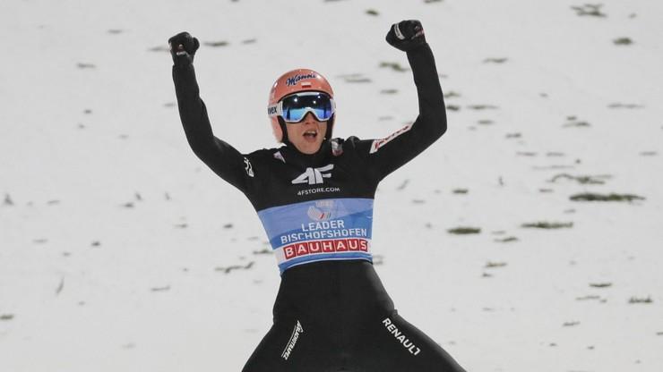 Dawid Kubacki zwycięzcą Turnieju Czterech Skoczni