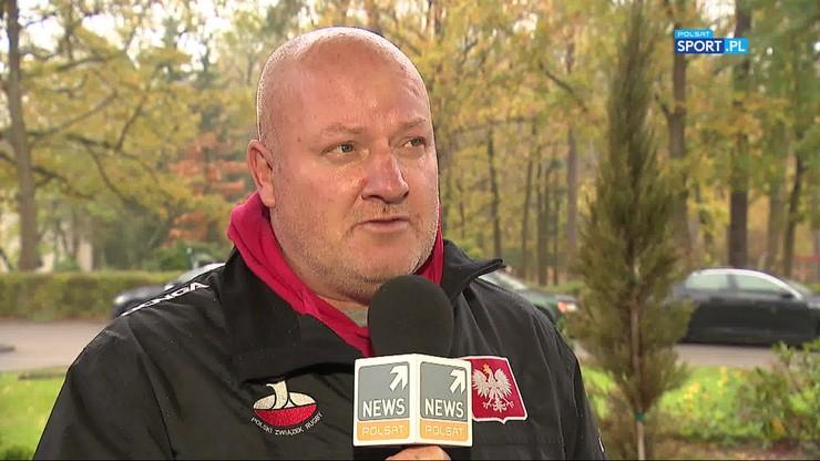 Trener Lindsay: Polscy rugbiści mogą sprawić niespodziankę