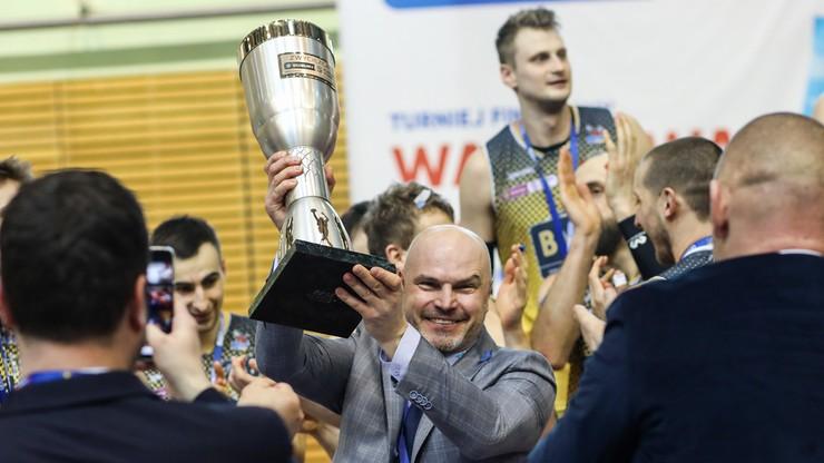 Suzuki Puchar Polski. Kamiński: Turniej rządzi się swoimi prawami