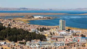 Polak chce ustanowić rekord na jeziorze Titicaca. Zmierzy się z dystansem i... ściekami komunalnymi