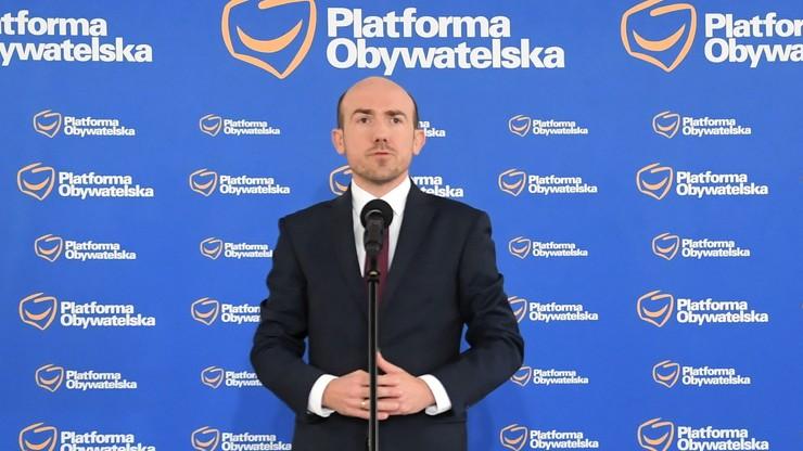Kontrola poselska ws. maila Poczty Polskiej. Przedstawiciele KO będą w kancelarii premiera