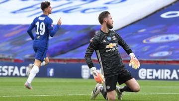 Fatalne błędy de Gei! Chelsea zagra w finale Pucharu Anglii
