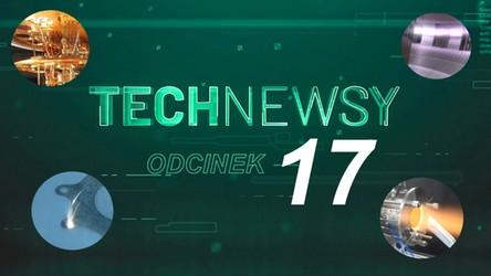 Zobacz TechNewsy odcinek 17 - filmowy przegląd najciekawszych wiadomości