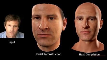 Sztuczna inteligencja umożliwia tworzenie awatarów 3D tylko z jednego zdjęcia [FILM]