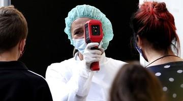 Ponad 81 tys. zakażeń koronawirusem. Nie żyje 34-latek
