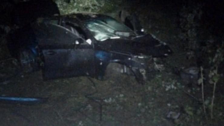 """Mechanik-rajdowiec """"pożyczył"""" auto klientki. Z samochodu wypadł silnik i odpadły koła"""