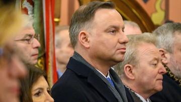 Ilu skazanych ułaskawił prezydent Andrzej Duda?