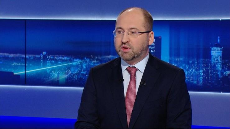 Bielan: Trzaskowski ma problem z nadzorem nad dużymi inwestycjami