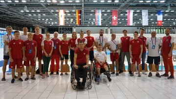 23 medale polskich pływaków na zawodach w Berlinie