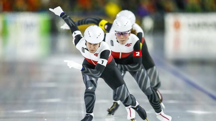 ME w łyżwiarstwie szybkim: Polacy wracają z jednym medalem