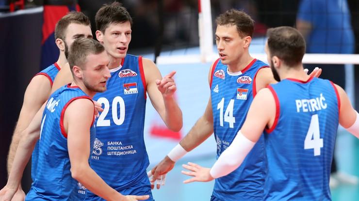 Kwalifikacje olimpijskie siatkarzy: Serbia - Bułgaria. Transmisja w Polsacie Sport Extra
