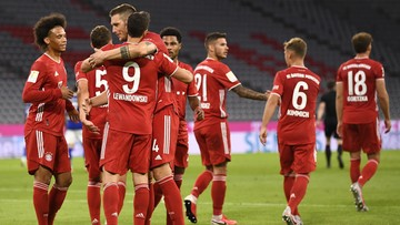 8:0! Bayern rozgromił Schalke 04 na inaugurację Bundesligi