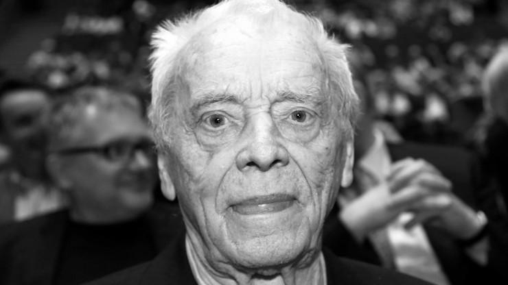 Zmarł jeden z najwybitniejszych polskich śpiewaków XX wieku. Bernard Ładysz miał 98 lat