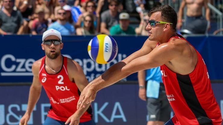Czołowi polscy siatkarze plażowi wznawiają walkę o punkty rankingowe