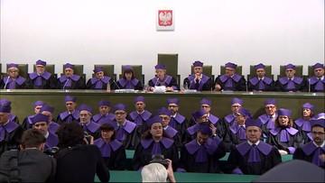 """Sąd Najwyższy: sędziowie wybrani przez """"nową"""" KRS nieuprawnieni do orzekania"""