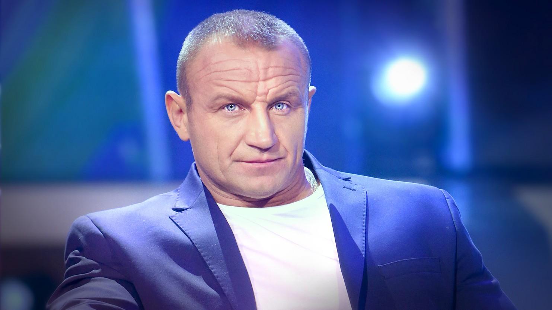 """""""Kabaret na Żywo"""": Mariusz Pudzianowski został poetą! - Polsat.pl"""