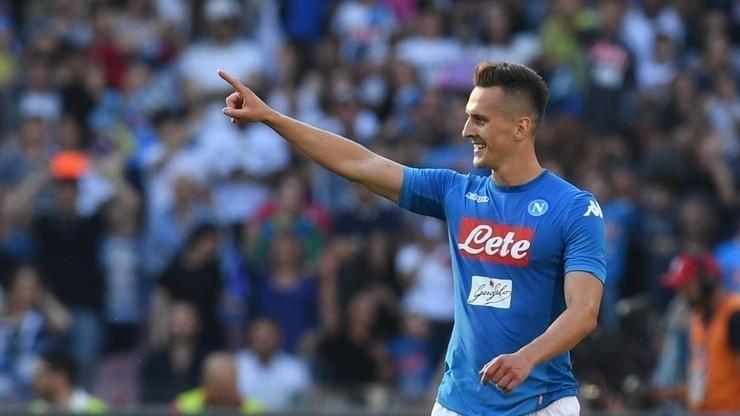 Serie A: Napoli i Milan zagrają z rzymskimi drużynami