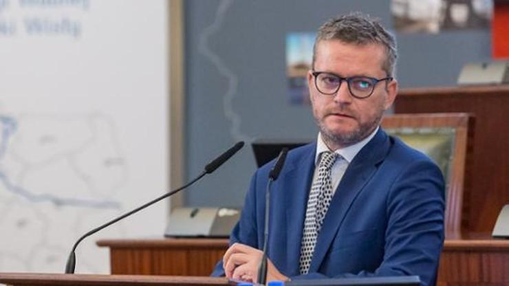 """""""Radziłbym już nie skarżyć na Polskę"""". Wiceminister o budowie przekopu Mierzei Wiślanej"""