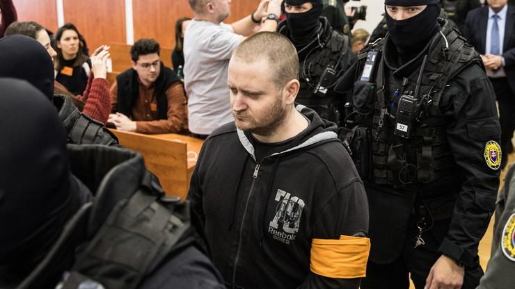 Oskarżony o zabójstwo dziennikarza Jana Kuciaka przyznał się do winy. Emocje na sali sądowej