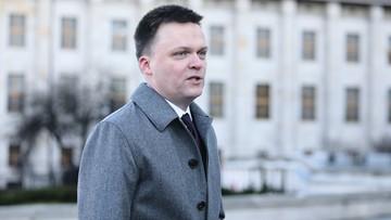 Kontrowersje wokół spotu wyborczego Szymona Hołowni. Pojawiła się w nim brzoza