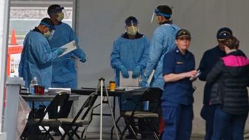 WHO: pandemia koronawirusa przyspiesza