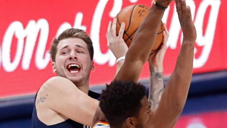 NBA: Clippers zatrzymali Doncica i pokonali Mavericks