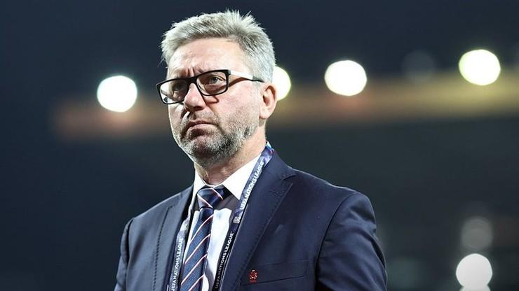 Jerzy Brzęczek zakażony koronawirusem