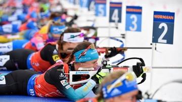 PŚ w biathlonie: 13. miejsce Polek w sztafecie