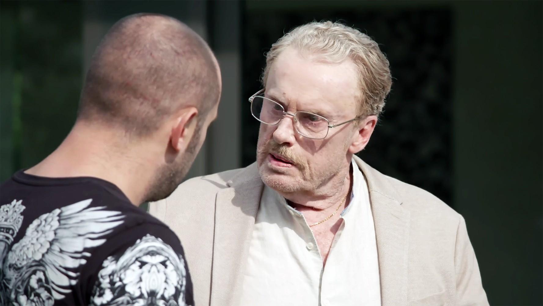 """""""Pierwsza miłość"""" - odcinek 2971: Donos na syna"""