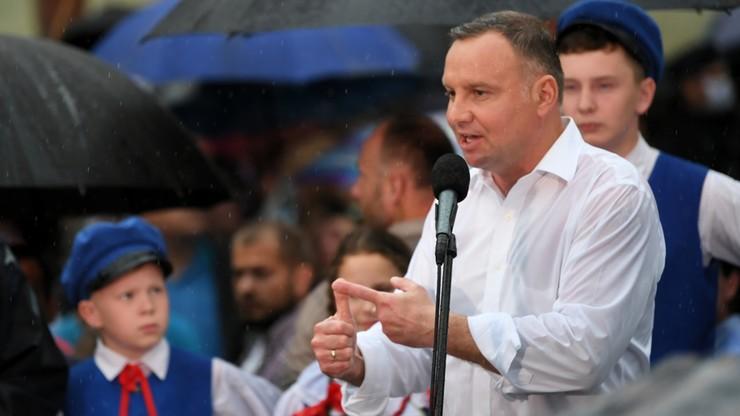Trzaskowski apeluje do Dudy ws. debaty. Jest odpowiedź prezydenta