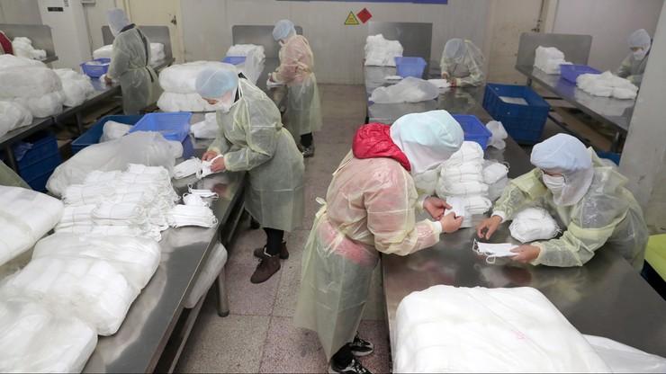 Ponad 100 ofiar koronawirusa. Tysiące zarażonych