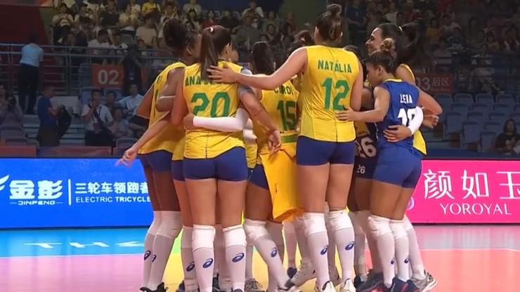 Problemy Brazylijek przed igrzyskami?