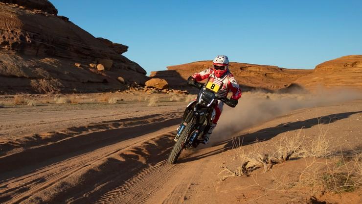 Śmierć na trasie Rajdu Dakar. Nie żyje motocyklista