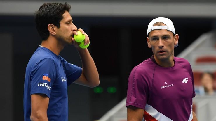 ATP w Szanghaju: Kubot i Melo awansowali do drugiej rundy debla