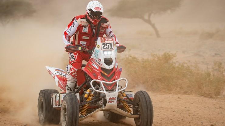 Rajd Dakar: Sonik wrócił na podium, kolejna awaria Przygońskiego