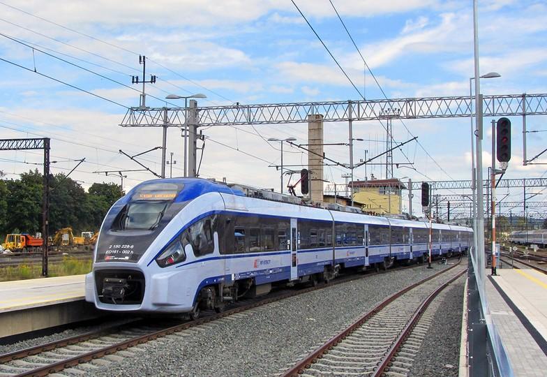 Takie pociągi obsługują nocne połączenie