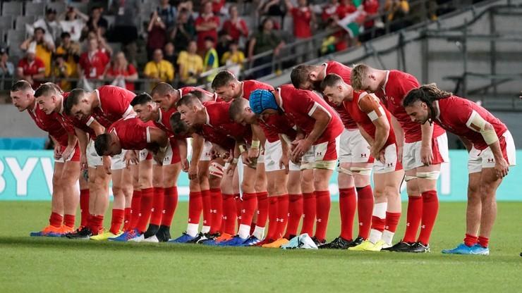 PŚ w rugby: Walia lepsza od Francji w ćwierćfinale