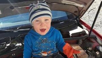 Zaginął 3,5-letni Kacperek. Poszukiwania trwają m.in. w rzece