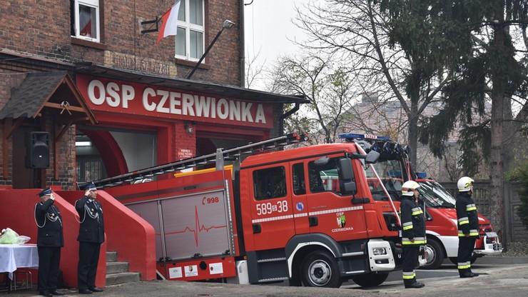 """Strażak z promilami pojechał gasić pożar. """"Znajdzie się za burtą naszej jednostki"""""""