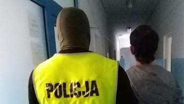 Obywatelskie zatrzymanie. Motocyklista został ugryziony przez kierowcę audi