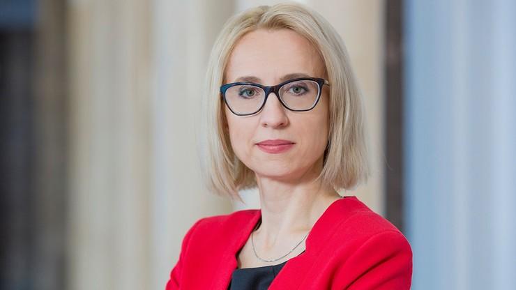 Była minister finansów kandydatką na stanowisko wiceprezesa Europejskiego Banku Inwestycyjnego